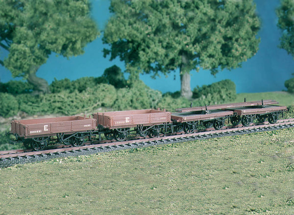Permanent Way Wagons Kit