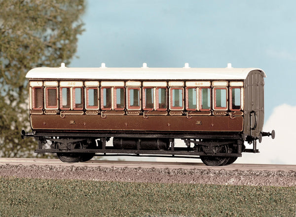 GWR 4 Wheel Coach Kit
