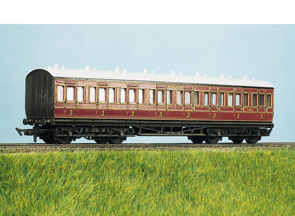 LMS 48 feet Suburban Coach Kit