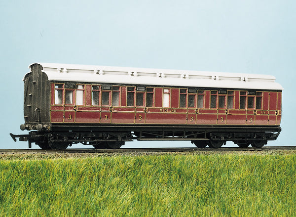 LMS Clerestory Coach Kit