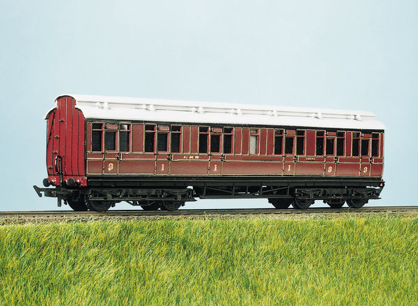 LMS Clerestory Composite Coach Kit