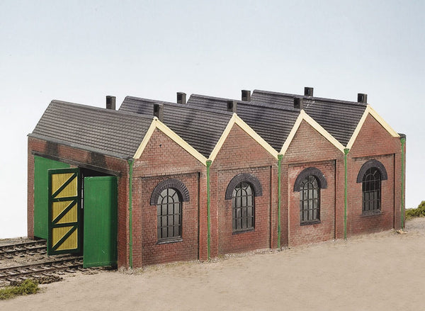 Engine Shed 2 Road