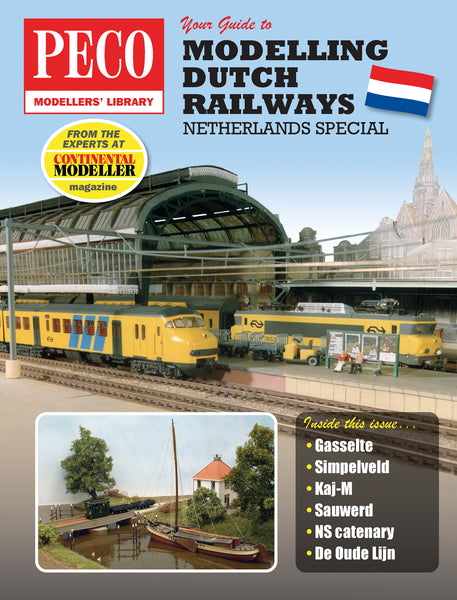 Your Guide to Modelling Dutch Railways