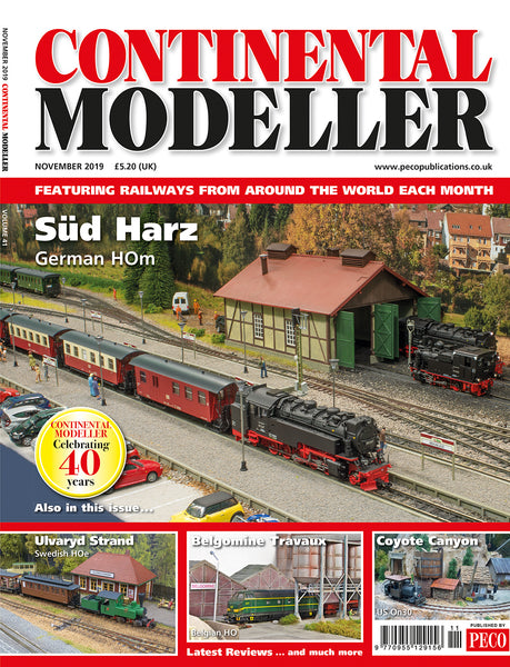 CM NOVEMBER 2019 Vol 41 No 11