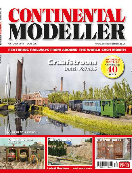 CM OCTOBER 2019 Vol 41 No 10