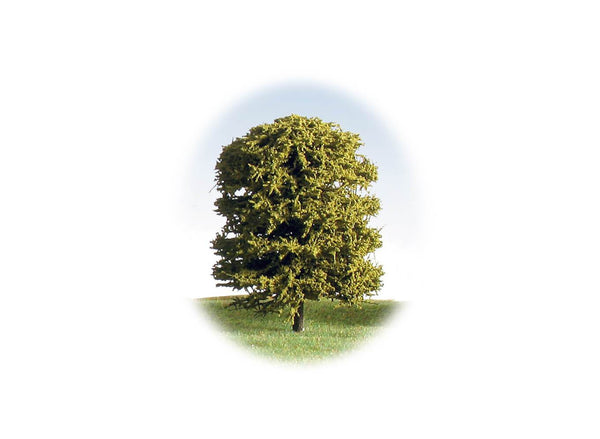 Tree 90mm Green - Pack of 4
