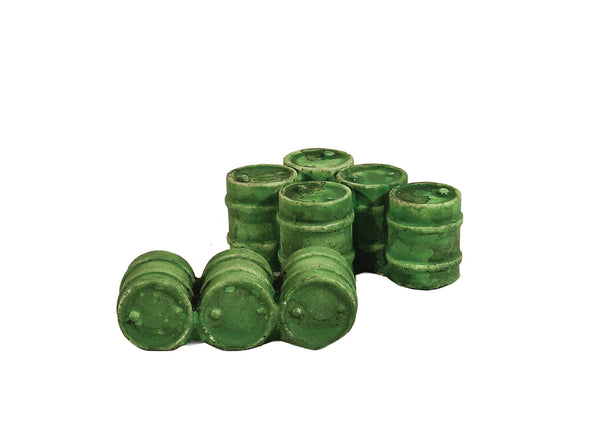 Oil Drum Groups, Green