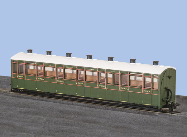 OO-9 All 3rd Coach SR Livery No 2469
