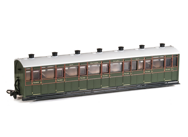 OO-9 All 3rd Coach SR Livery No 2471