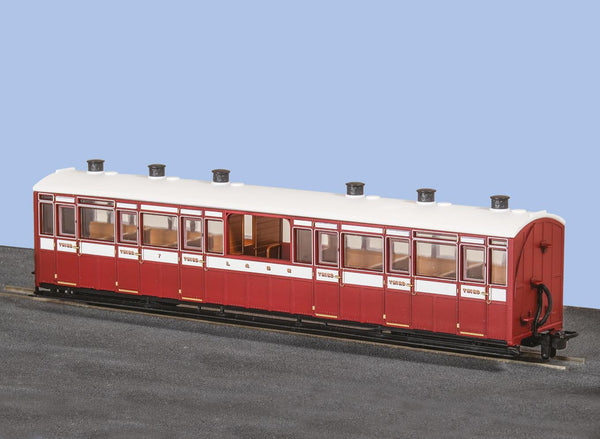 OO-9 Centre Observation Coach Lynton and Barnstaple Livery No 7