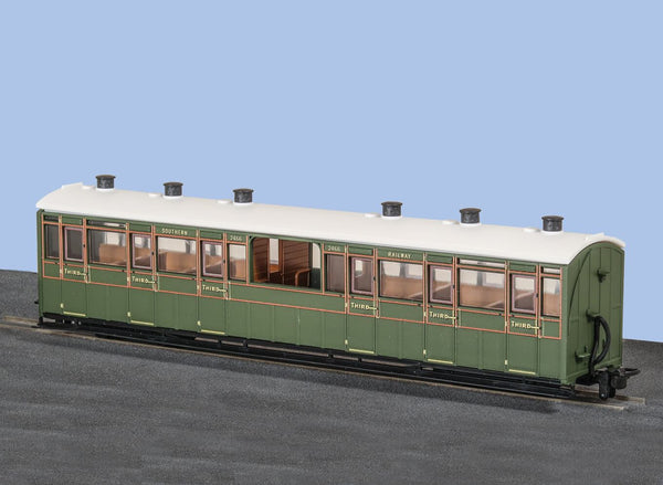 OO-9 Centre Observation Coach SR Livery No 2466