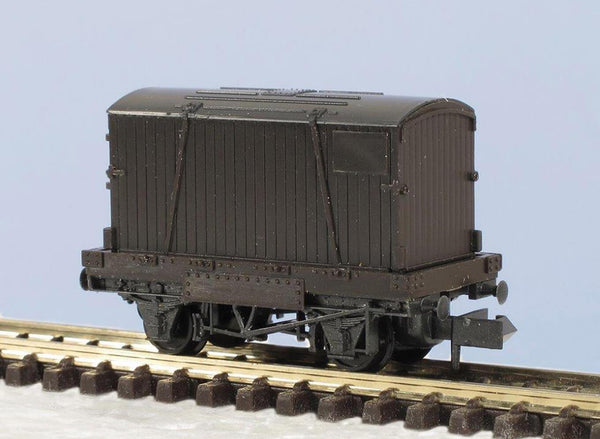 Conflat Wagon