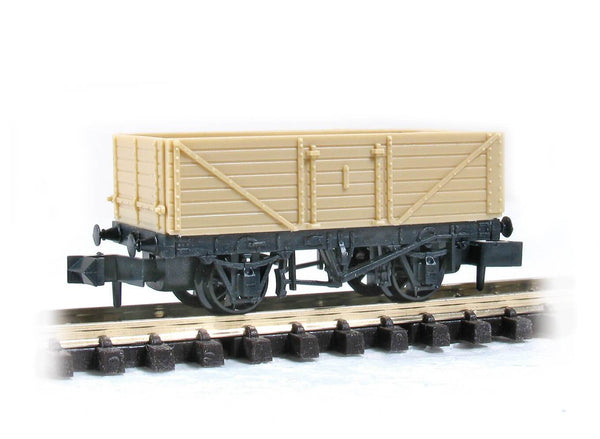 7 Plank Open Wagon