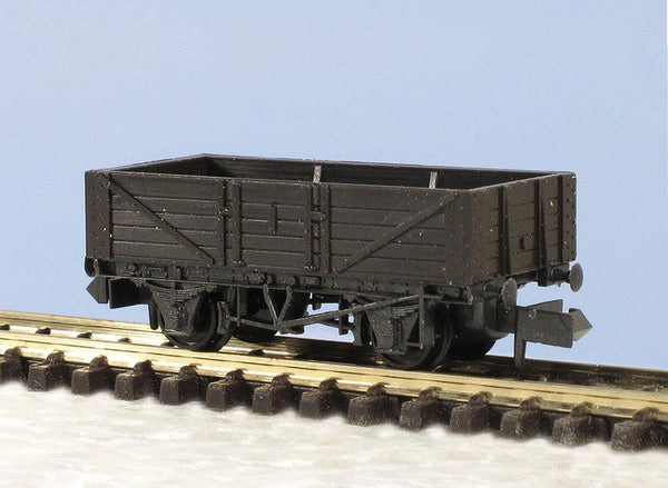 5 Plank Open Wagon