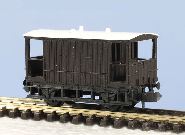 LMS Goods Brake Van