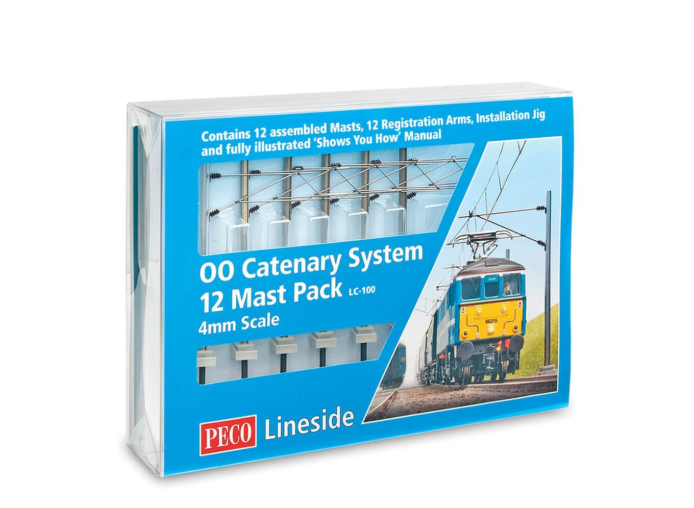 Catenary System Startup Pack – PECO