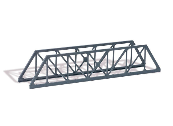 Truss Girder Bridge Side