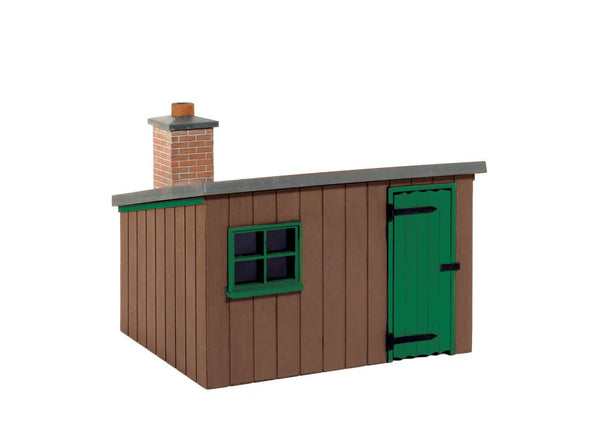 Lineside Hut, Wooden