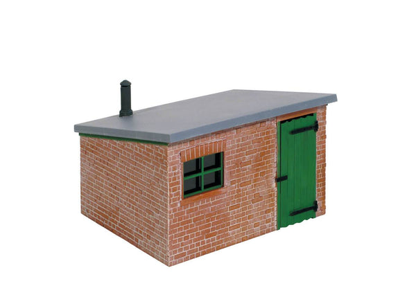 Lineside Hut, Brick