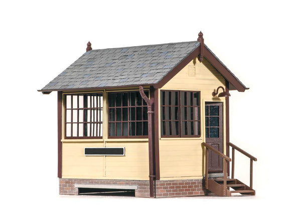 Ground Level Signal Box