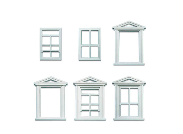 Windows and Frames (Pack of 8)
