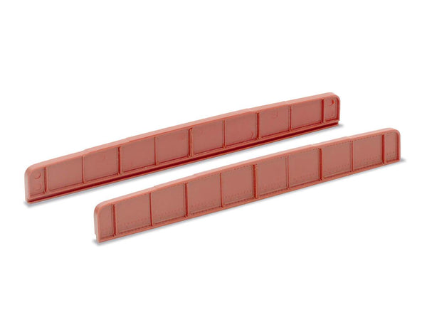 Girder Bridge Side, Plate Girder Type, Red Oxide