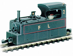 Tram Locomotive Kit