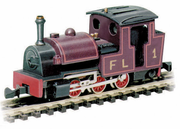 Saddle Tank Locomotive Kit