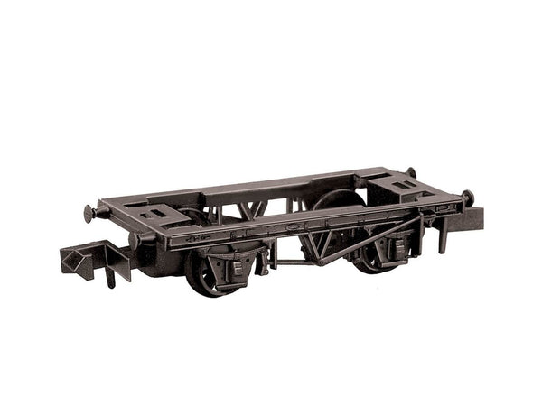9ft WB Wagon Chassis, Steel Type Sole Bars