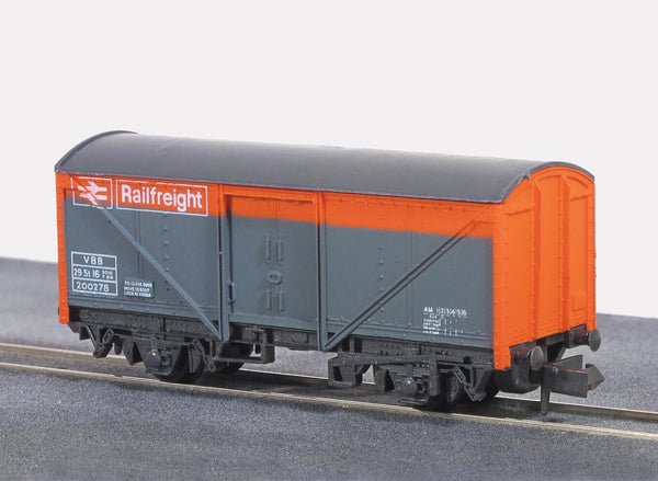 Railfreight Van