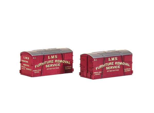 LMS Furniture Removals (Pack of 2)