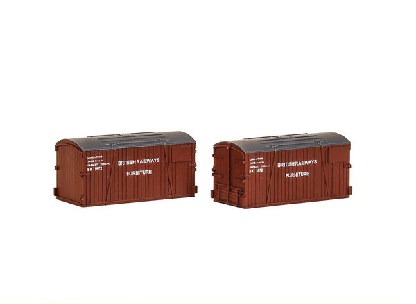 BR Furniture Removals (Pack of 2)