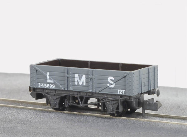 5 Plank Mineral Wagon
