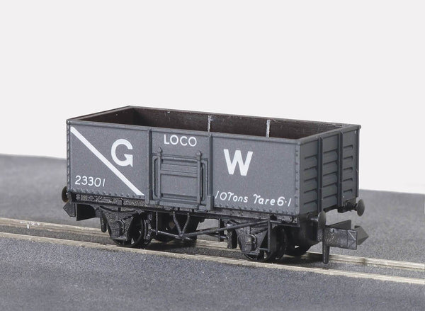Quality Line Wagons