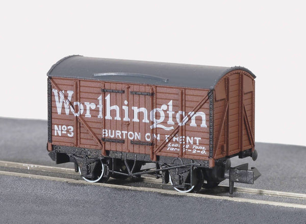 Worthington Box Van