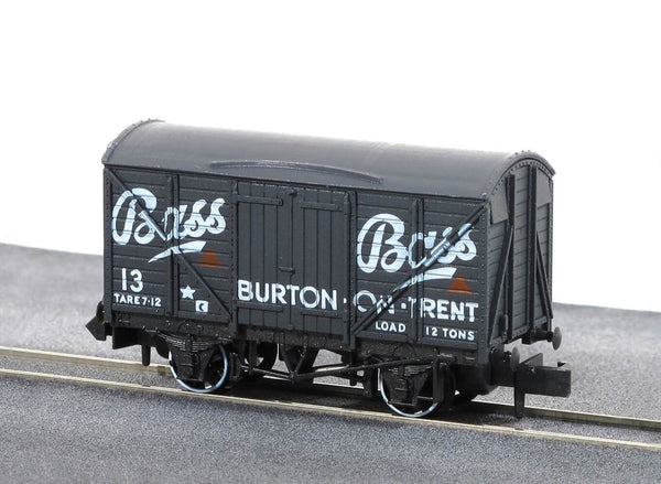 Bass Box Van No.13