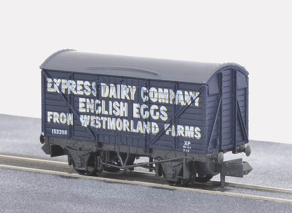 Express Dairy English Eggs Box Van