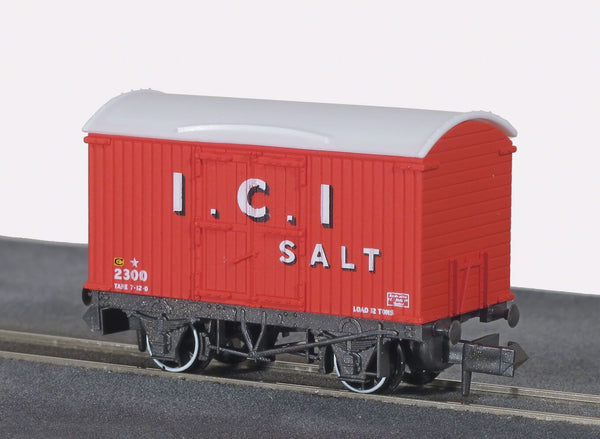 ICI Salt Box Van