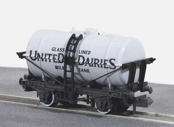 United Dairies Milk Tank Wagon