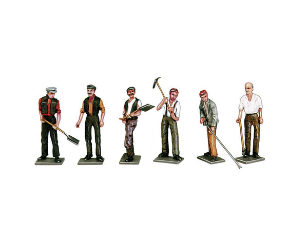 Workmen (Pack of 6)