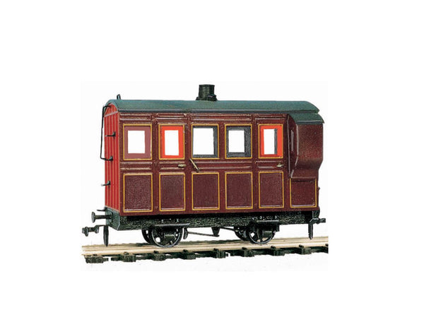 4 Wheel Coach Kit, Maroon