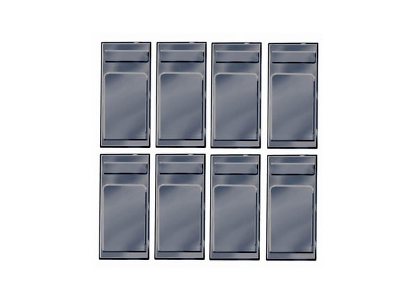 Coach Window Blanks (Pack of 8)