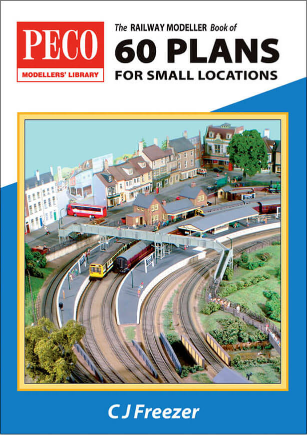 The Railway Modeller Book of 60 Plans