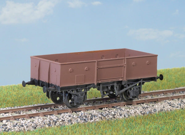 BR 13ton Steel Open Goods Wagon