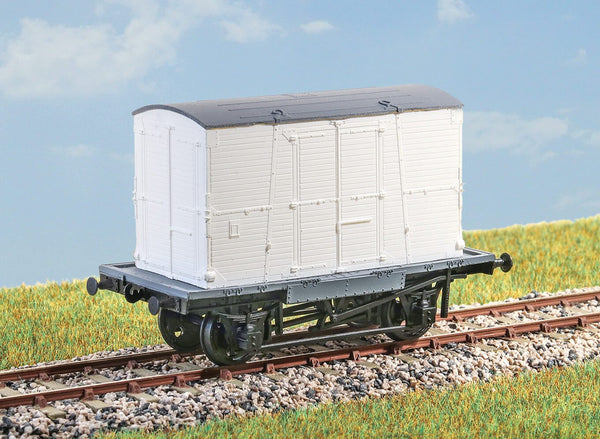BR Conflat Container Wagon