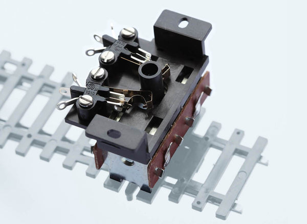 Turnout Motor Mounting Twin Microswitch