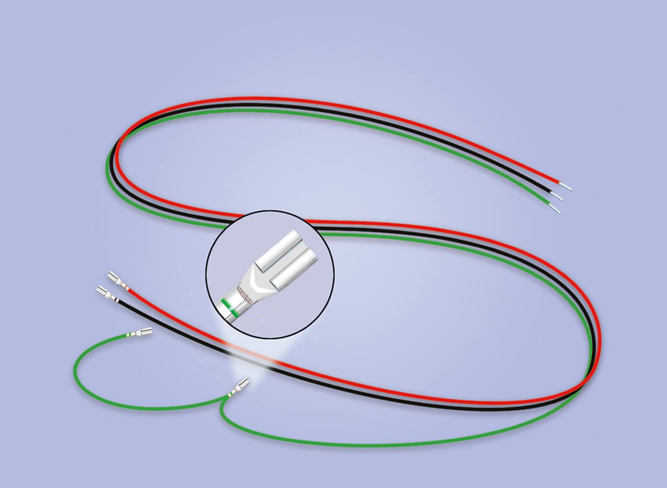 Wiring Harness For Pl 10 Series Turnout Motors Peco In 34