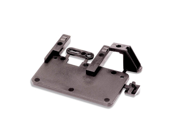 G scale Turnout Motors Mounting Plate