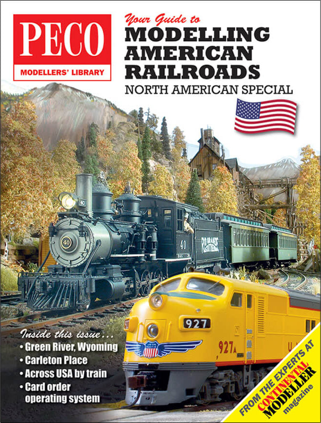 Your Guide to Modelling American Railroads