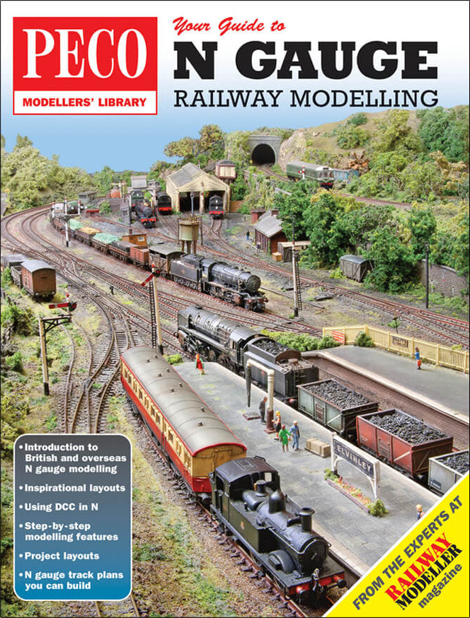 Your Guide to N Gauge Railway Modelling